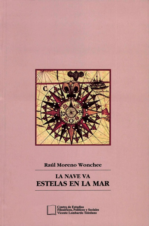 Portada del libro: LA NAVE VA: ESTELAS EN LA MAR