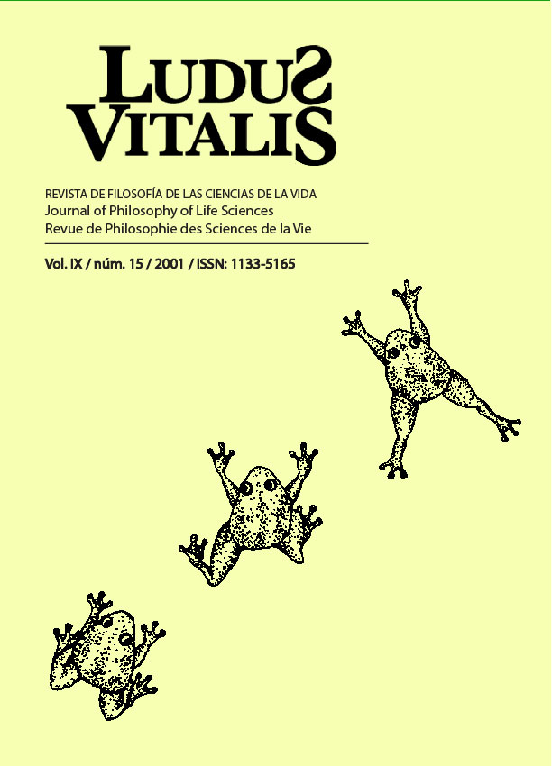 Portada del libro: Número 15. Ludus Vitalis