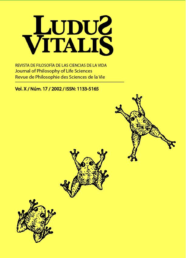 Portada del libro: Número 17. Ludus Vitalis