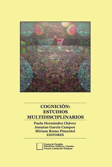 Portada del libro: Cognición: estudios multidisciplinarios