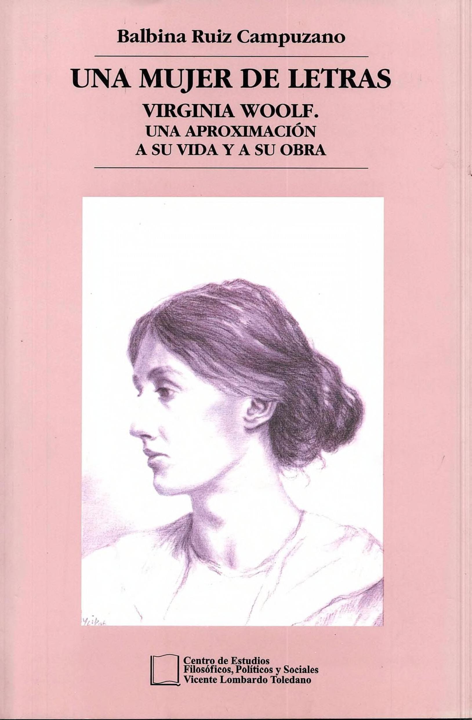 Portada del libro: UNA MUJER DE LETRAS