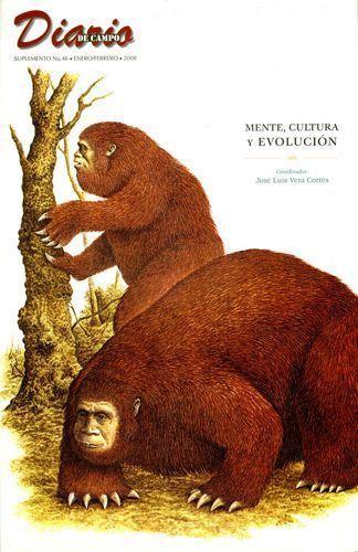 Portada del libro: Un primate con apetito epistémico. Pensando la evolución humana con Hume y Boltvinik