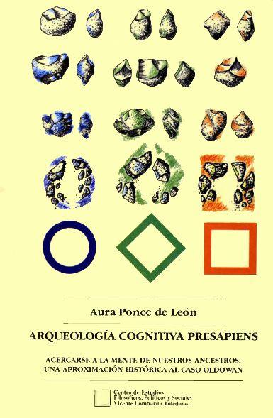 Portada del libro: Arqueología cognitiva presapiens