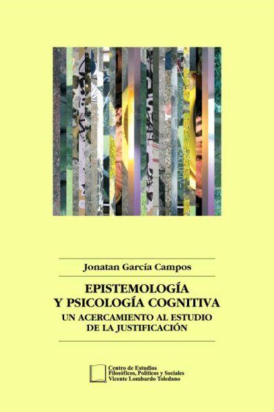 Portada del libro: Epistemología y psicología cognitiva